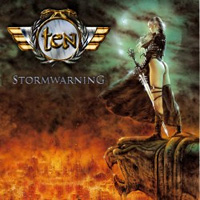 [Ten Stormwarning Album Cover]