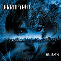 Terrafyght Beneath Album Cover