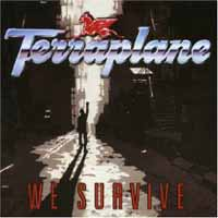 [Terraplane We Survive: The Anthology Album Cover]
