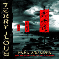 [Terry Ilous Here and Gone Album Cover]