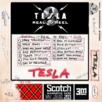 [Tesla Real to Reel Album Cover]