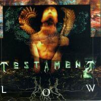 [Testament Low Album Cover]