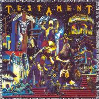 [Testament Live At The Fillmore Album Cover]