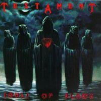 [Testament Souls of Black Album Cover]