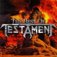 [Testament The Best of Testament Album Cover]