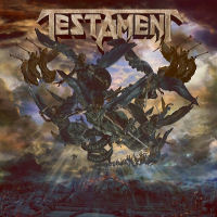 [Testament The Formation Of Damnation Album Cover]