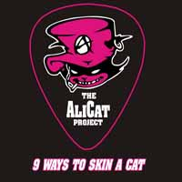 [The AliCat Project 9 Ways to Skin a Cat Album Cover]