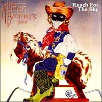 [The Allman Brothers Band Reach For the Sky Album Cover]