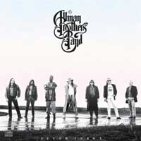 The Allman Brothers Band Seven Turns Album Cover