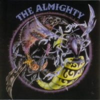 [The Almighty The Almighty Album Cover]