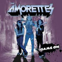 [The Amorettes Game On Album Cover]