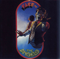 [Angels From Angel City Face To Face (Australian Version) Album Cover]