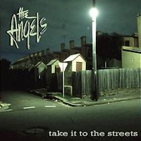 [The Angels Take It To The Streets Album Cover]