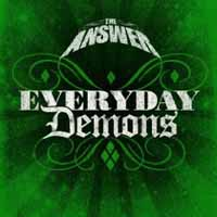 [The Answer Everyday Demons Album Cover]