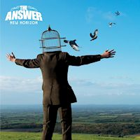 [The Answer New Horizon Album Cover]