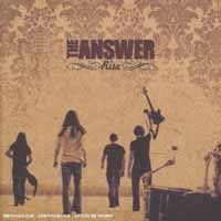 [The Answer Rise Album Cover]