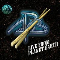 [The Artimus Pyle Band Live From Planet Earth Album Cover]