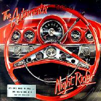 [The Automatix Night Rider Album Cover]