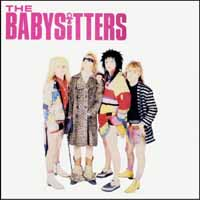 [The Babysitters The Babysitters Album Cover]
