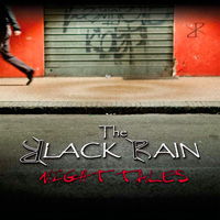 [The Black Rain Night Tales Album Cover]