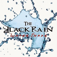 [The Black Rain Water Shape Album Cover]