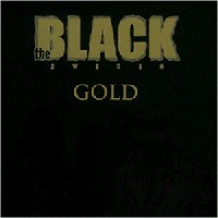 [The Black Sweden Gold Album Cover]