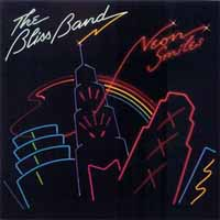 The Bliss Band Neon Smiles Album Cover