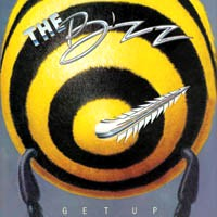 [The B'zz Get Up Album Cover]