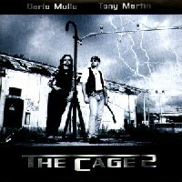 [The Cage The Cage 2 Album Cover]