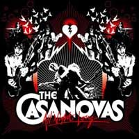 [The Casanovas All Night Long Album Cover]