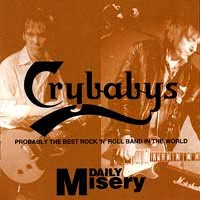 [The Crybabys Daily Misery Album Cover]