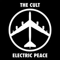 The Cult Electric Peace Album Cover