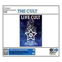 [The Cult Live Cult - Music Without Fear  Album Cover]