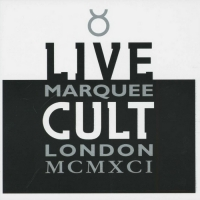 [The Cult Live at the Marquee London MCMXCI Album Cover]