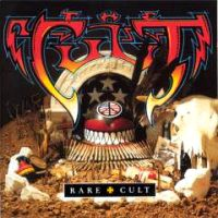 [The Cult Best of Rare Cult Album Cover]
