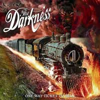 [The Darkness One Way Ticket To Hell....And Back Album Cover]