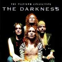 [The Darkness The Platinum Collection Album Cover]