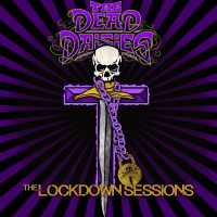 The Dead Daisies The Lockdown Sessions Album Cover