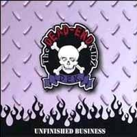 [The Dead End Kidz Unfinished Business Album Cover]