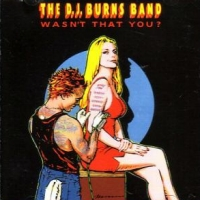 The D J Burns Band Wasn't That You Album Cover