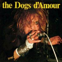 [The Dogs D'Amour The State We're In Album Cover]