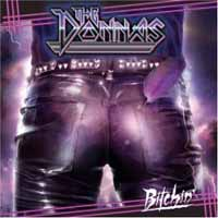 [The Donnas Bitchin' Album Cover]