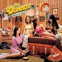 [The Donnas Spend the Night Album Cover]