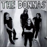 [The Donnas The Donnas Album Cover]