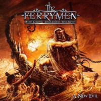 [The Ferrymen A New Evil Album Cover]