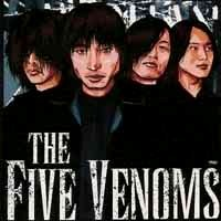 [The Five Venoms The Five Venoms Album Cover]