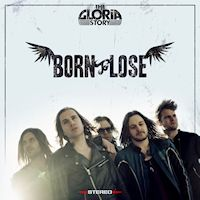 The Gloria Story Born To Lose Album Cover
