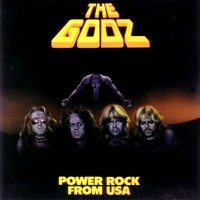 [The Godz Power Rock From The USA Album Cover]
