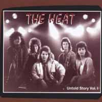 [The Heat Untold Story Vol. I Album Cover]