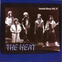 [The Heat Untold Story Vol. II Album Cover]